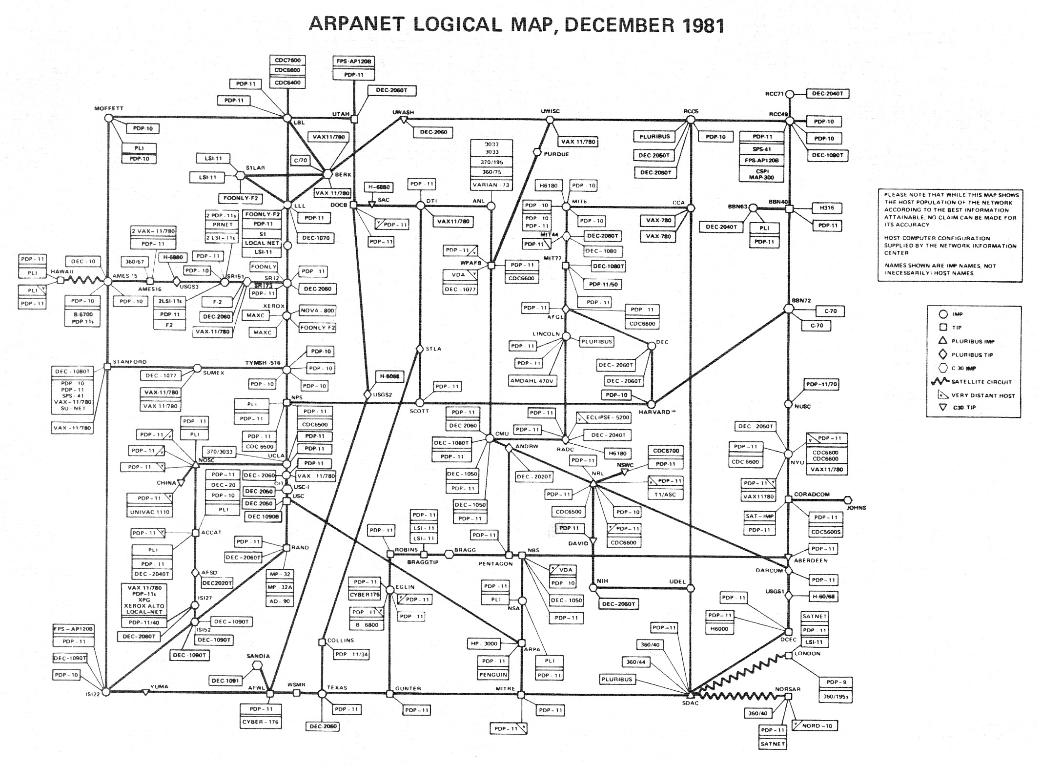 Arpanet Technical Information Logical Maps 2006 Pontiac Montana Fuse Box